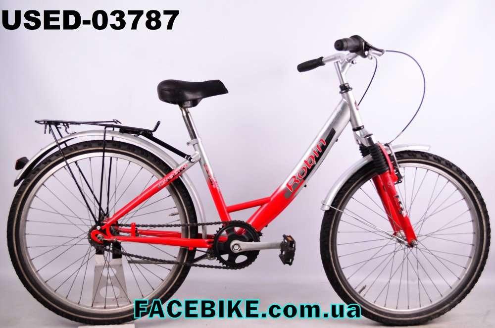 БУ Подростковый велосипед Green's-Гарантия,Документы-у нас Большой выб