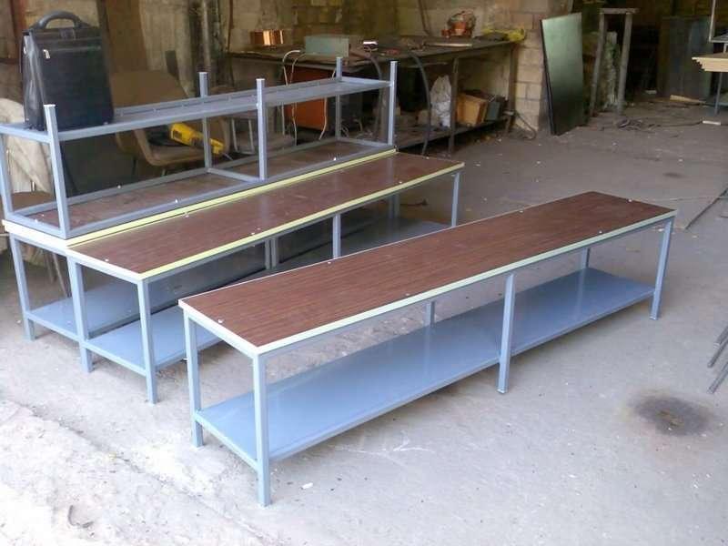Каркасы для мебели из металла. Столы,стеллажи.
