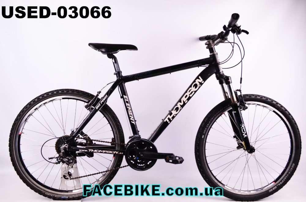 БУ Горный велосипед Thompson-из Германии у нас Большой выбор!