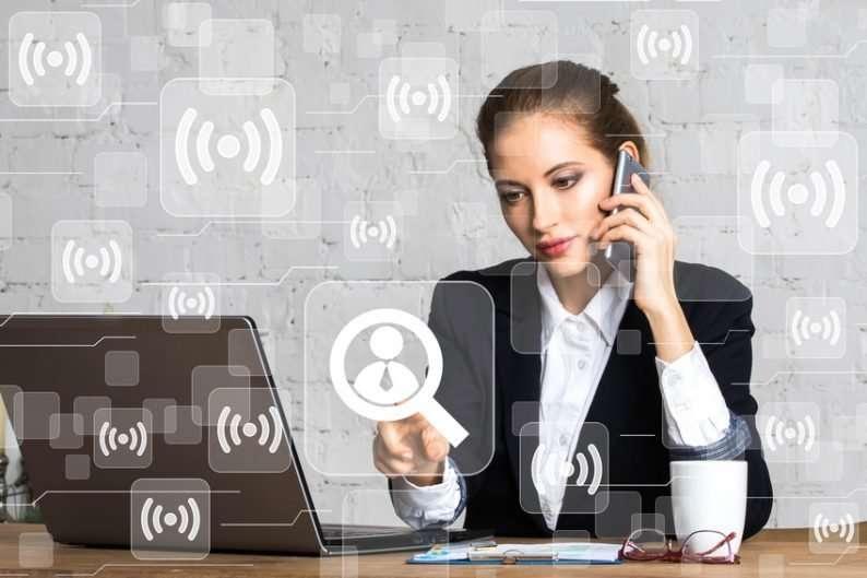 Менеджер по привлечению клиентов в онлайн школу английского языка.