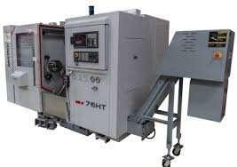 Токарные обрабатывающие центры с ЧПУ серии BNC: моделей Microcut BNC-1
