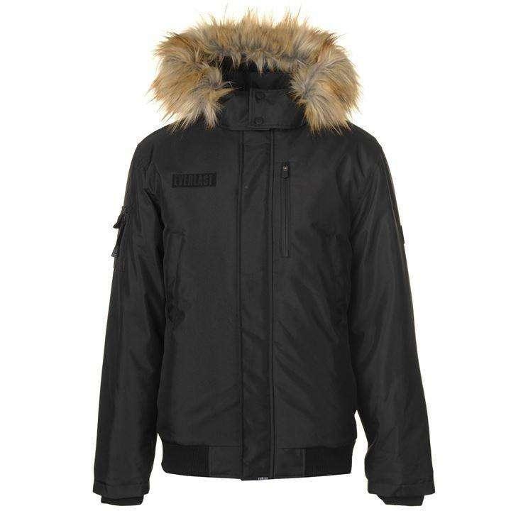 Чоловіча американська зимова куртка Everlast Urban Bomber Jacket Mens