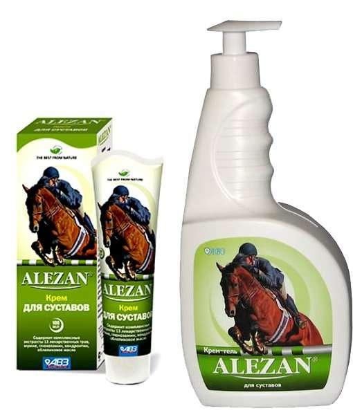 Алезан, крем-гель для суставов (Агроветзащита) — 500 мл