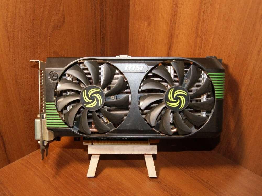 Видеокарта MSI Nvidia GeForce GTX 960 2048MB 2Gb GDDR5