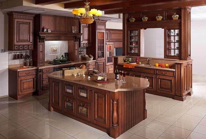 Великолепная и простая мебель для кухонь. Мебель на заказ.