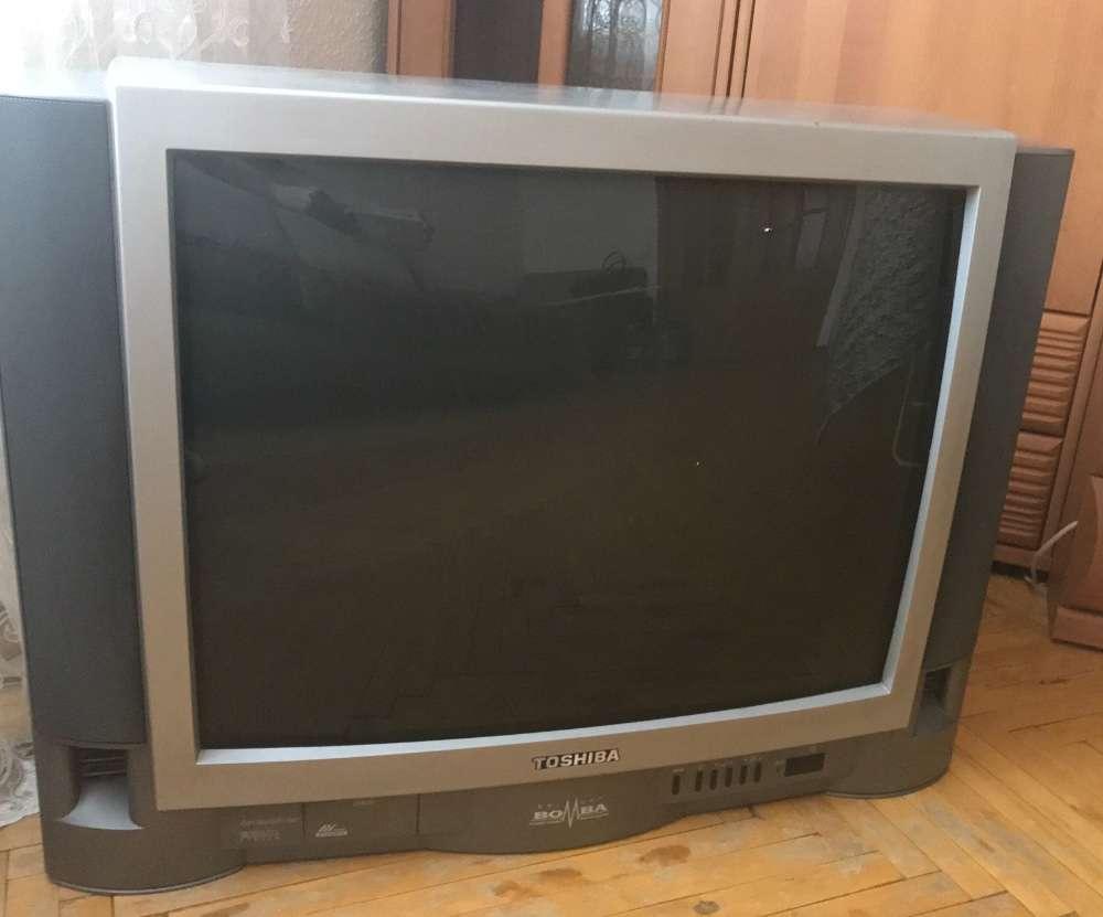 Телевизор Тоshiba bomba
