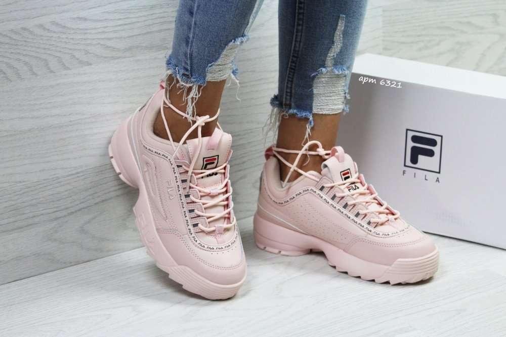 Кроссовки Fila размер 36-40  1 250 грн - Мода и стиль   Одежда ... c904d5cd52277