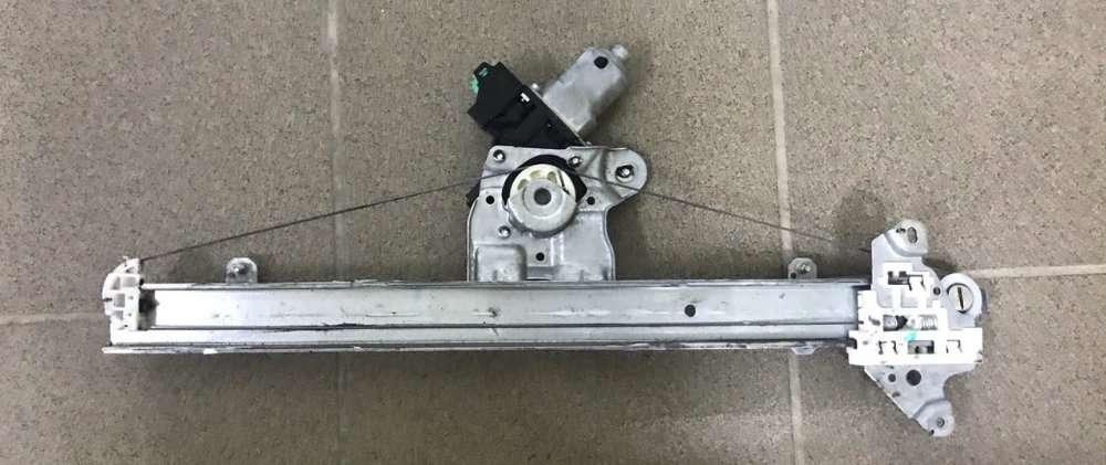 Стеклоподъемник механизм перед лев двери Nissan Leaf 13-17