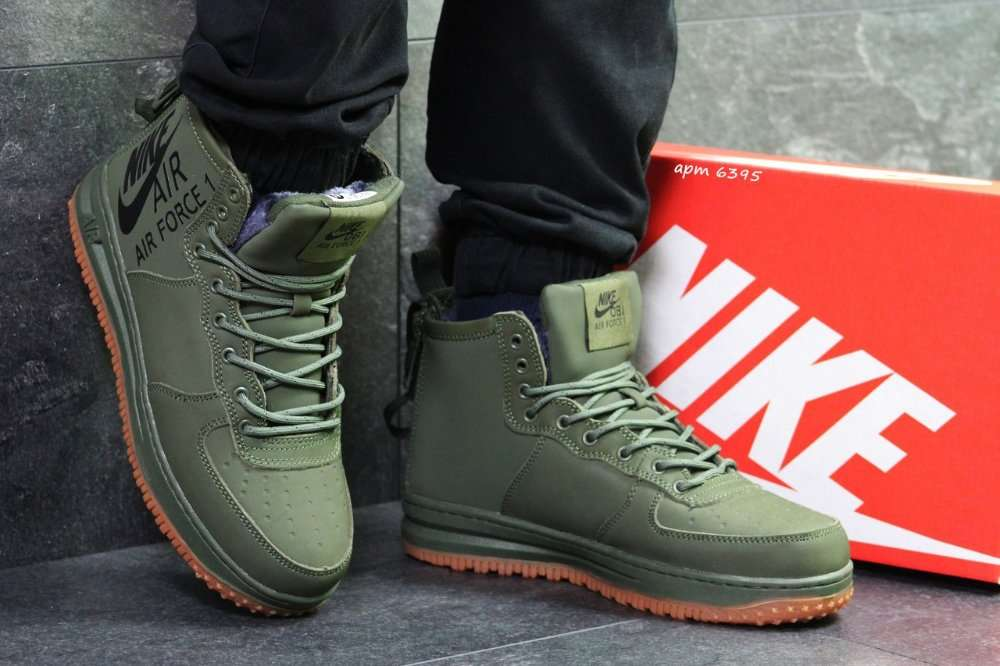 Кроссовки Зима Nike Air Force размер 41-46  1 150 грн - Мода и стиль ... 1340207682203