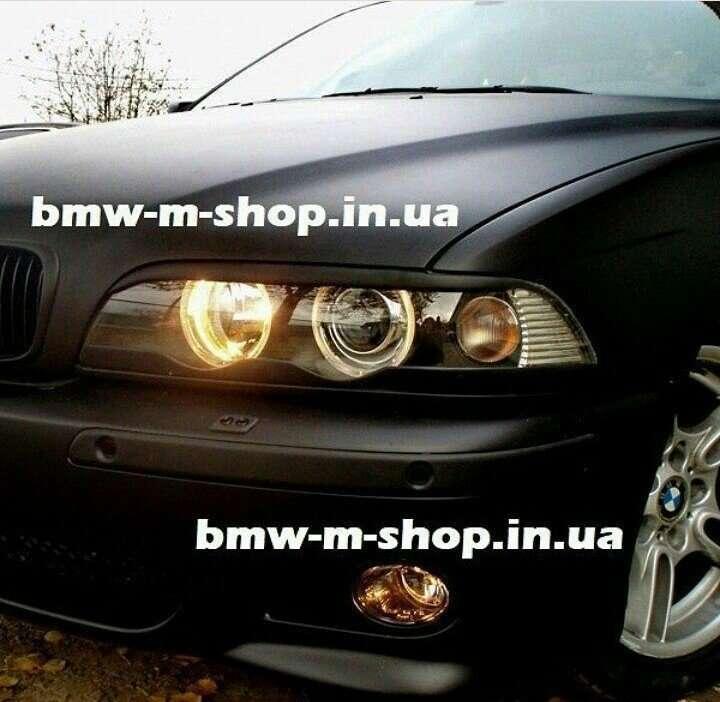 Реснички на BMW е30,34,36,39,46,60,х5 и др. модели
