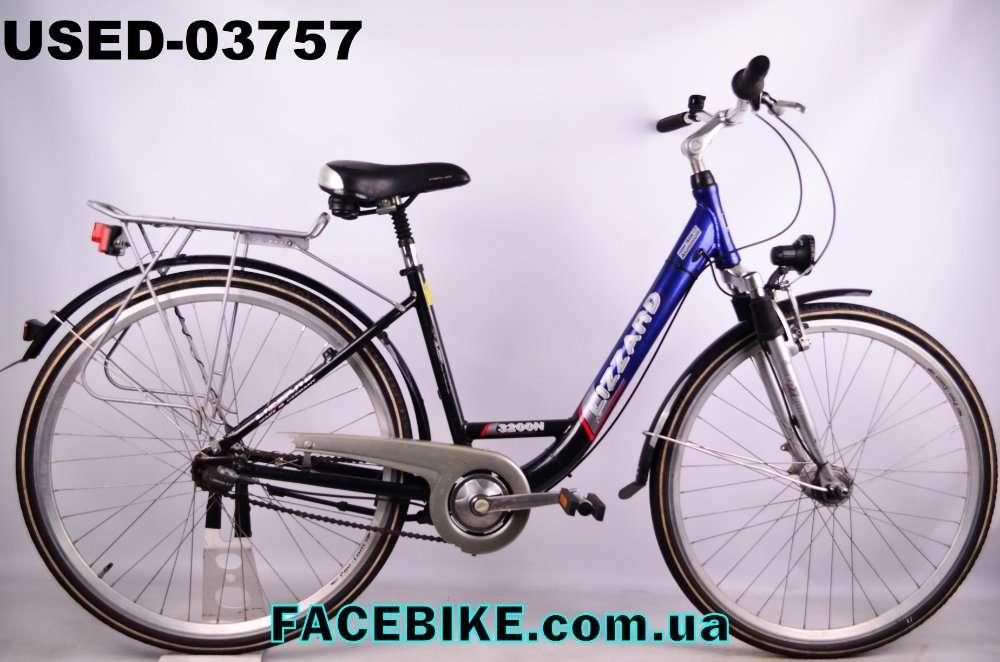 БУ Городской велосипед Lizzard-Гарантия,Документы-у нас Большой выбор!