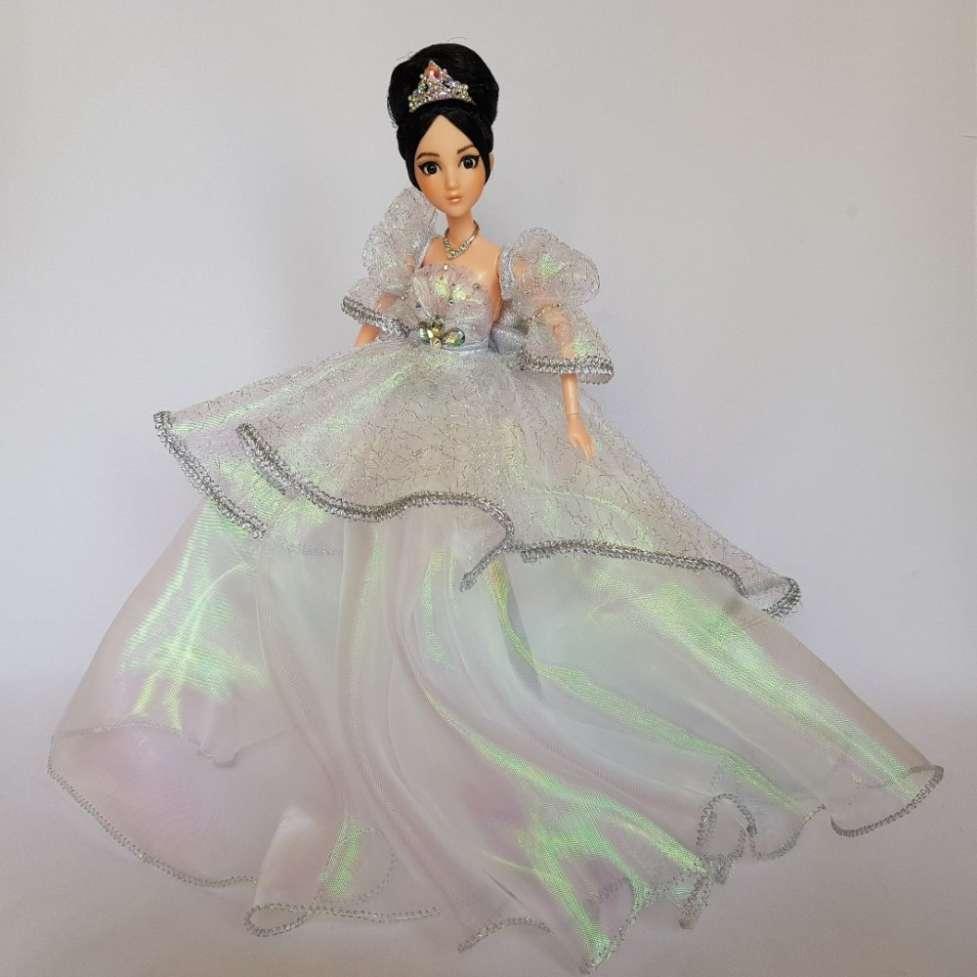 Кукла Золушка с двумя нарядами