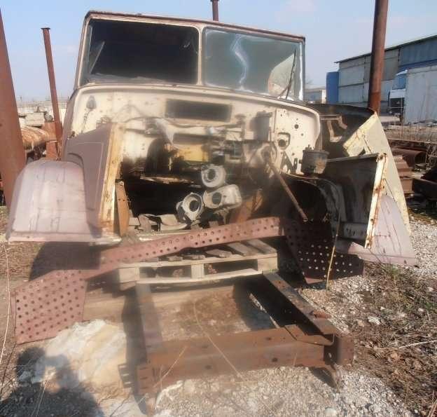 Продаем запасные части бортового автомобиля КрАЗ 65101-82, 1995 г.в.