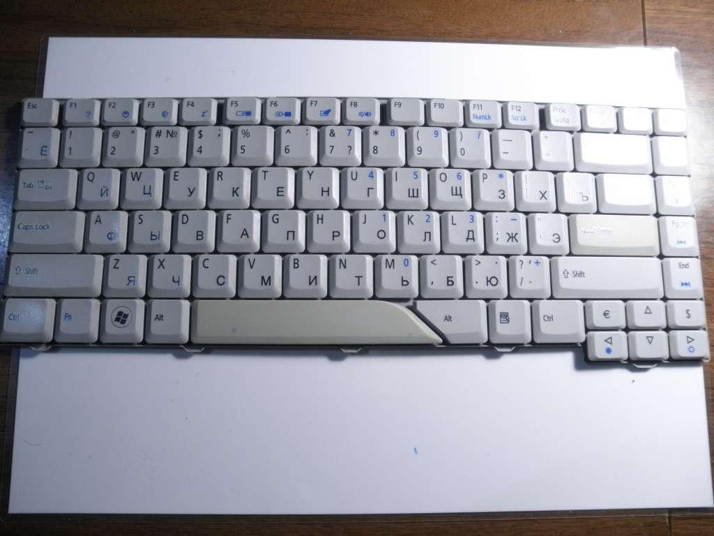 Клавиатура для ноутбука Acer 5520G