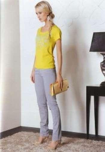 Стильные женские брюки из Италии. Киев