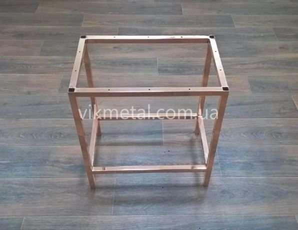 Меднение металлических мебельных элементов и каркасов