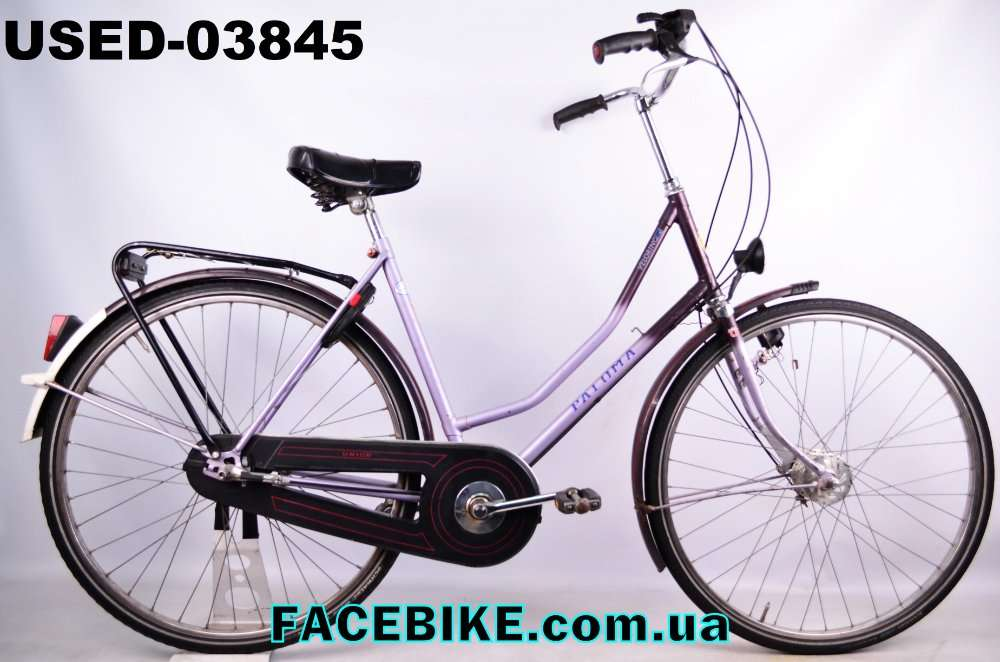 БУ Городской велосипед Veloring-Гарантия,Документы-у нас Большой выбор