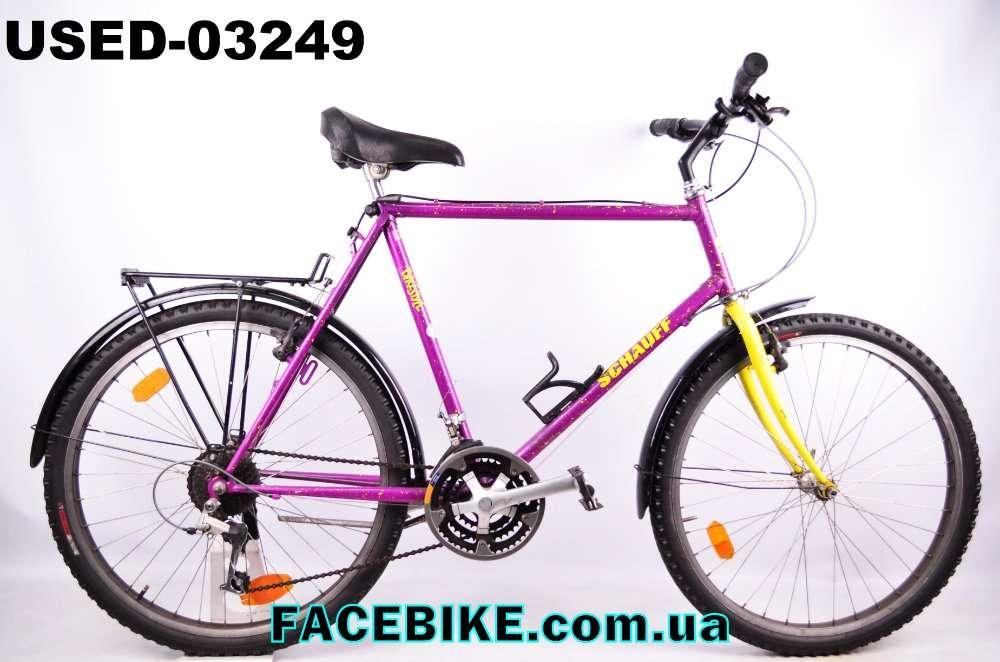 БУ Горный велосипед Schauff-из Германии у нас Большой выбор!