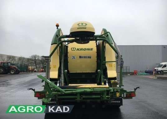 Пресс-подборщик Krone comprima cv 150 xc x-trem