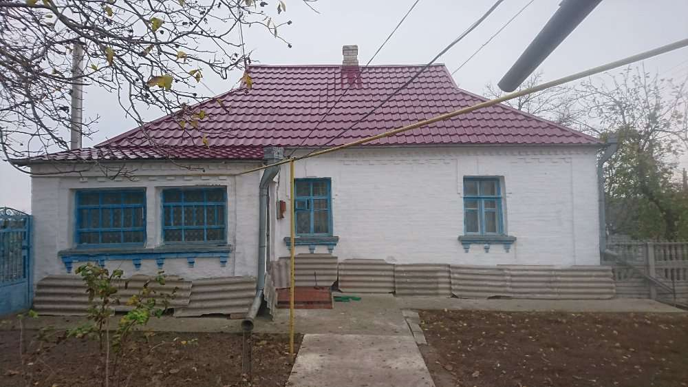 Продається затишний будинок в с. Шкарівка