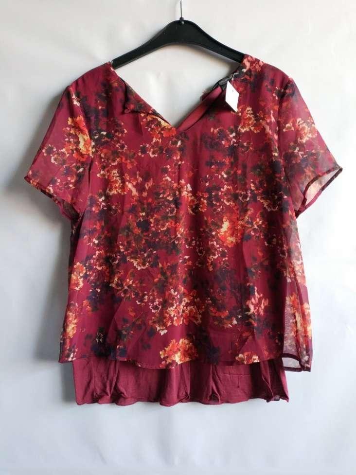 Женская блуза от испанского бренда Mango  Сток из Европы,нюанс, xs