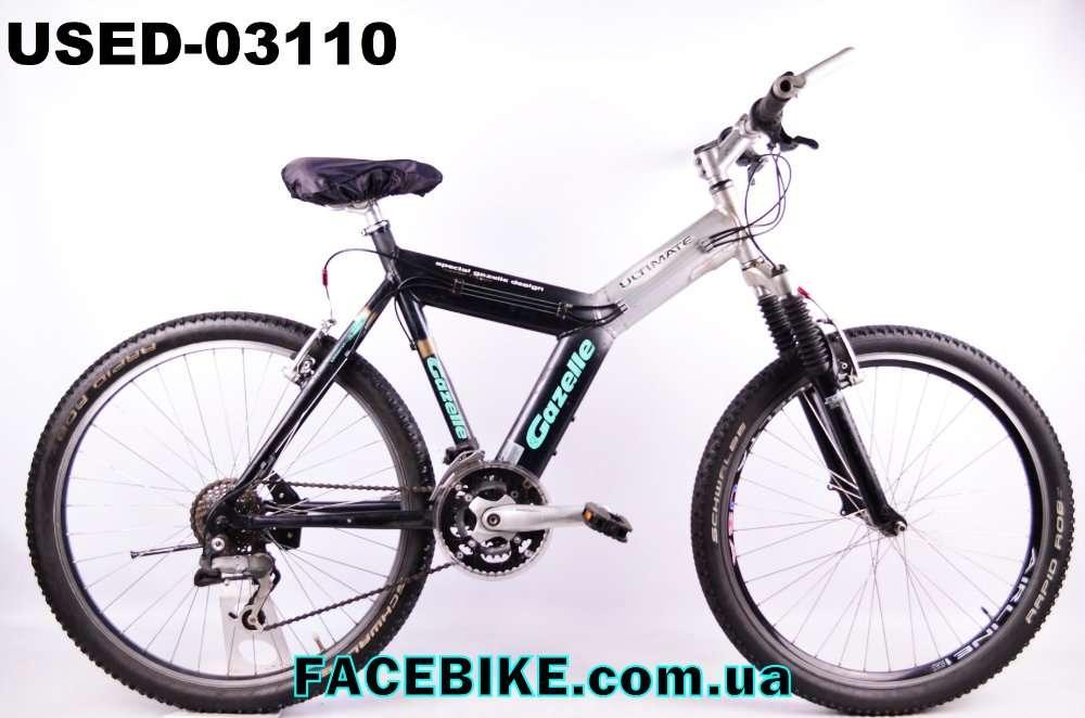 БУ Горный велосипед Gazelle-из Голандии у нас Большой выбор!
