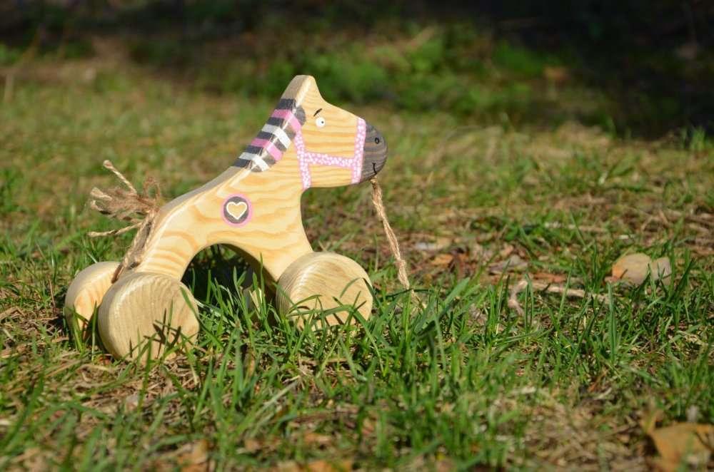 Еко-іграшки із цільного дерева ручної роботи