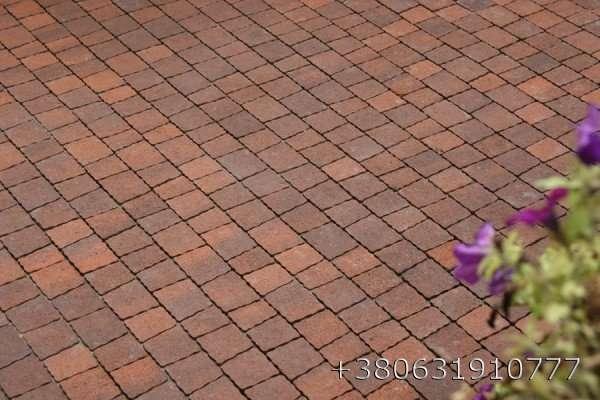 Акция! Тротуарная плитка + доставка с разгрузкой.