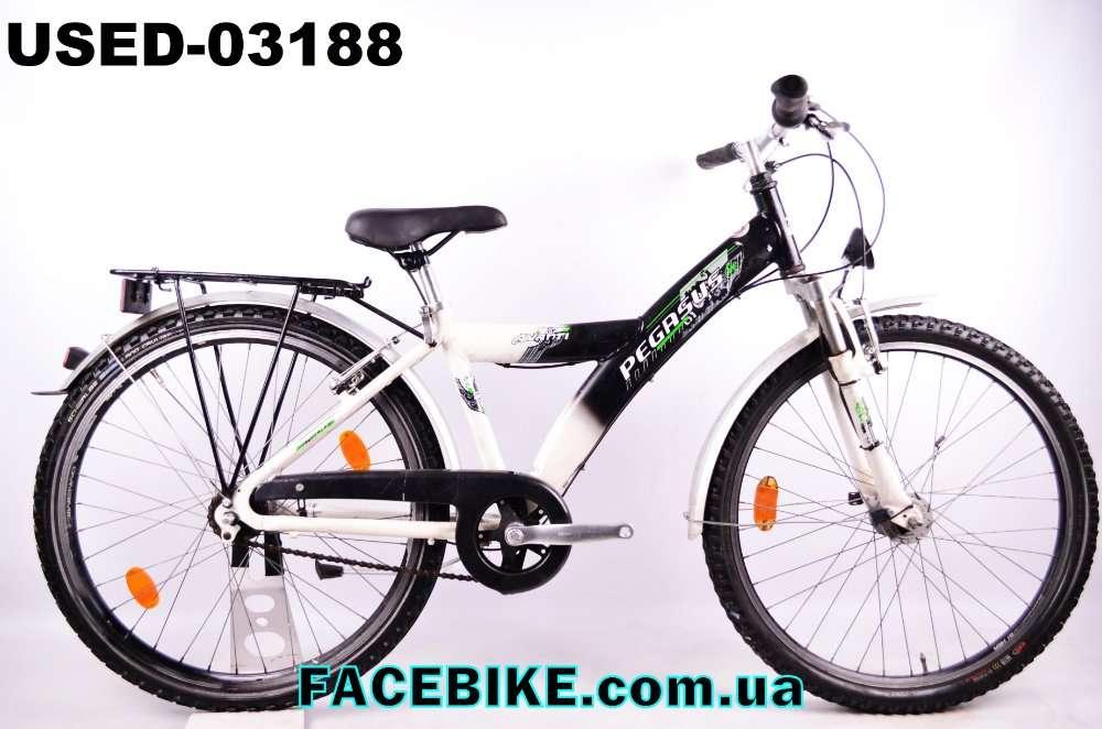 БУ Городской велосипед Pegasus-из Германии у нас Большой выбор!