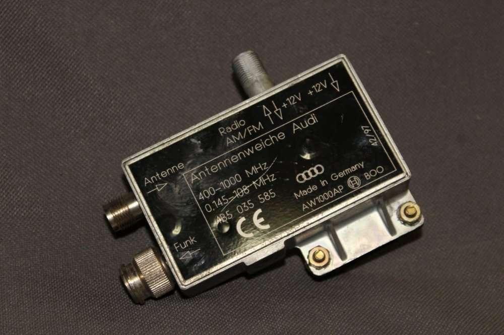 Усилитель антены 4B5035585 Ауди a6 c5 2.5tdi Розборка Audi Киев