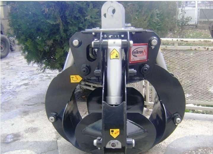 Грейфер 300 LT MHM5 Mikron Hidrolik