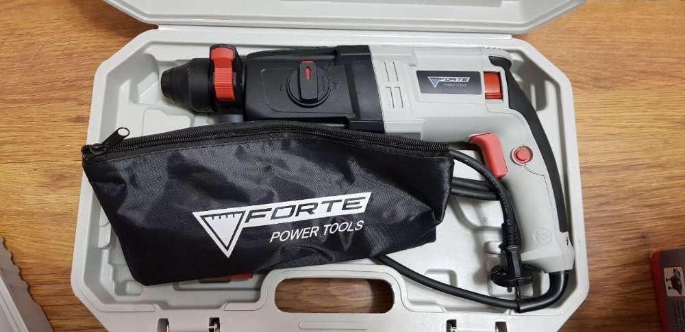 Перфоратор Forte RH 26-8R. Новый. Гарантия 36 месяцев