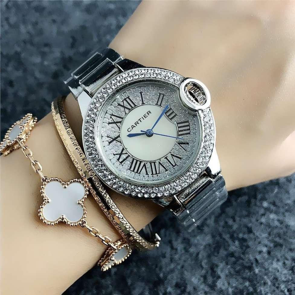 9e0df053 Женские часы Cartier: 349 грн - мода и стиль, наручные часы в ...