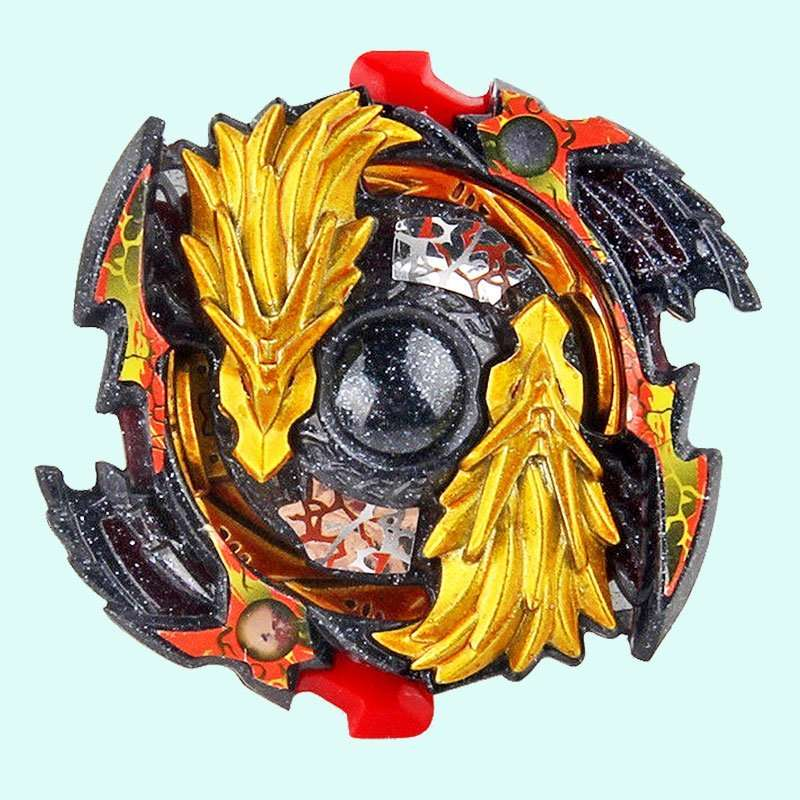 Бейблейд Лост Луинор Золотой Дракон (Lost Longinus.N.Sp Gold Dragon)