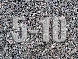 Щебень гранитный фр.5-10мм