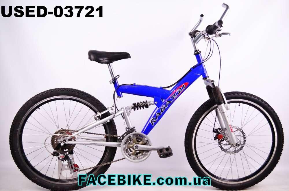 БУ Подростковый велосипед Ragazzi-Гарантия,Документы-у нас Большой выб