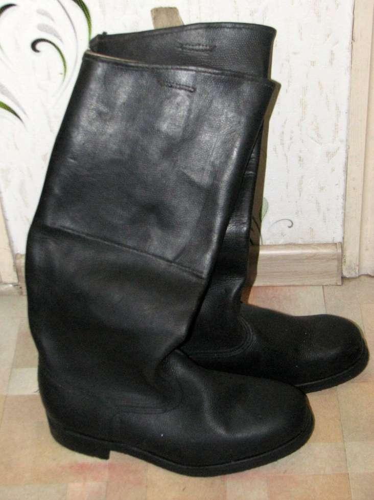 Продам ялові чоботи