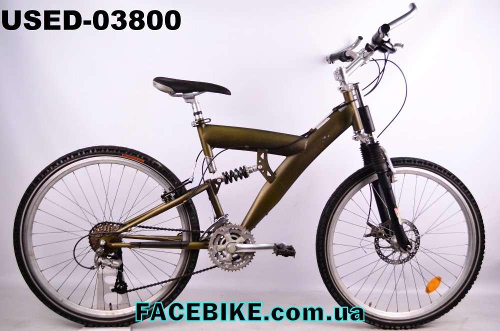БУ Горный велосипед MTB-Гарантия,Документы-у нас Большой выбор!