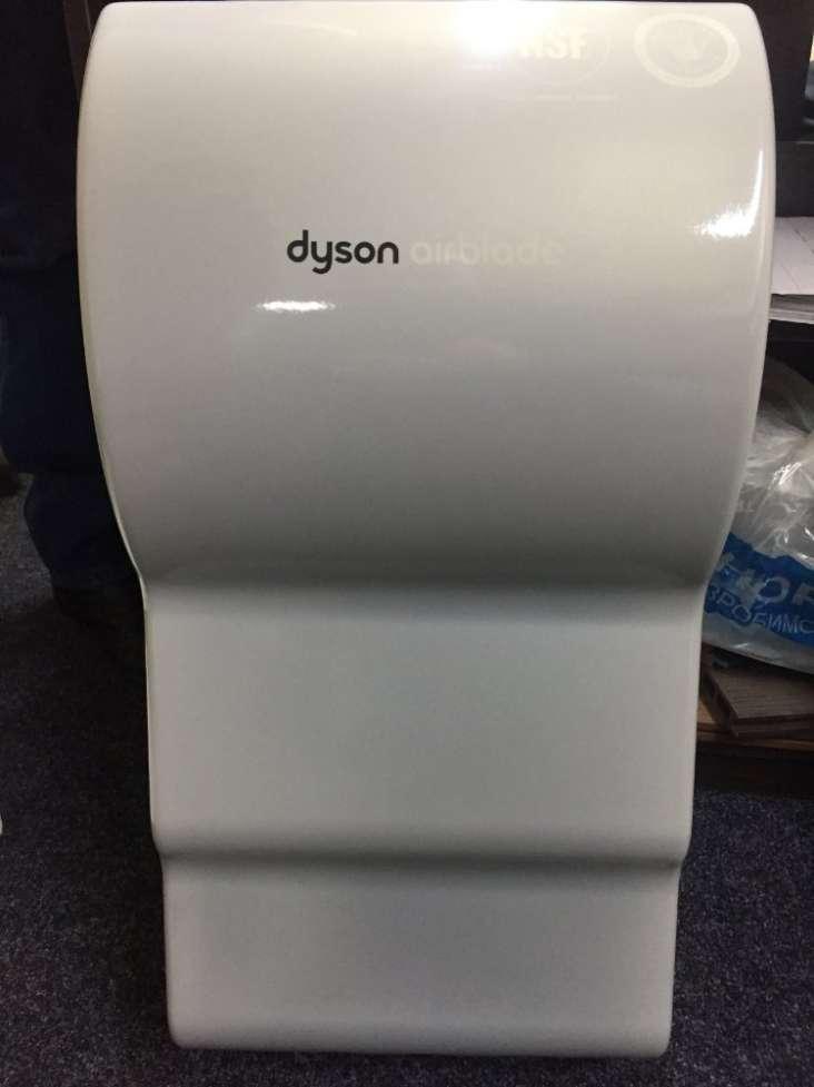 Продам сушилку для рук Dyson. Минимальное энергопотребление.