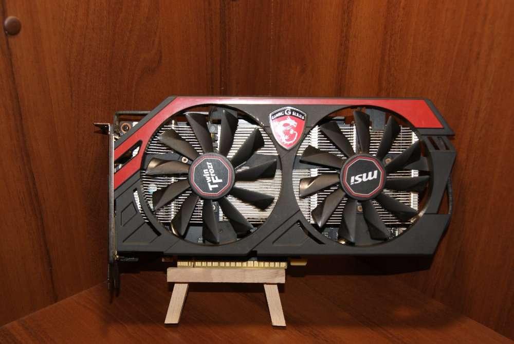 Видеокарта MSI Nvidia GeForce GTX 750 Ti 2048MB 2Gb GDDR5 (128bit)