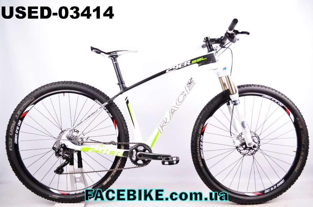 БУ Горный велосипед Race-Гарантия,Документы-у нас Большой выбор!