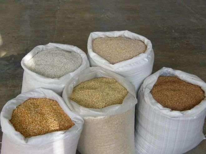 Продам крупи від виробника: пшенична; ячмінна; перлова; кукурудзяна;го