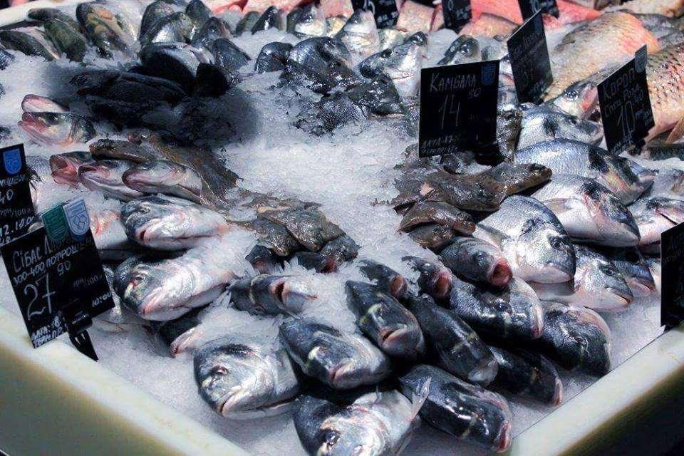 Раздельщик рыбы (р-н 7 км)