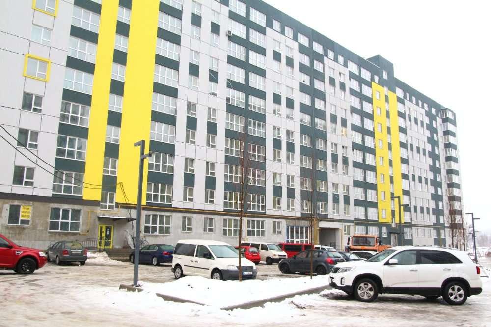 Продается 2к квартира с возможностью поэтапной оплаты. 56 м2.