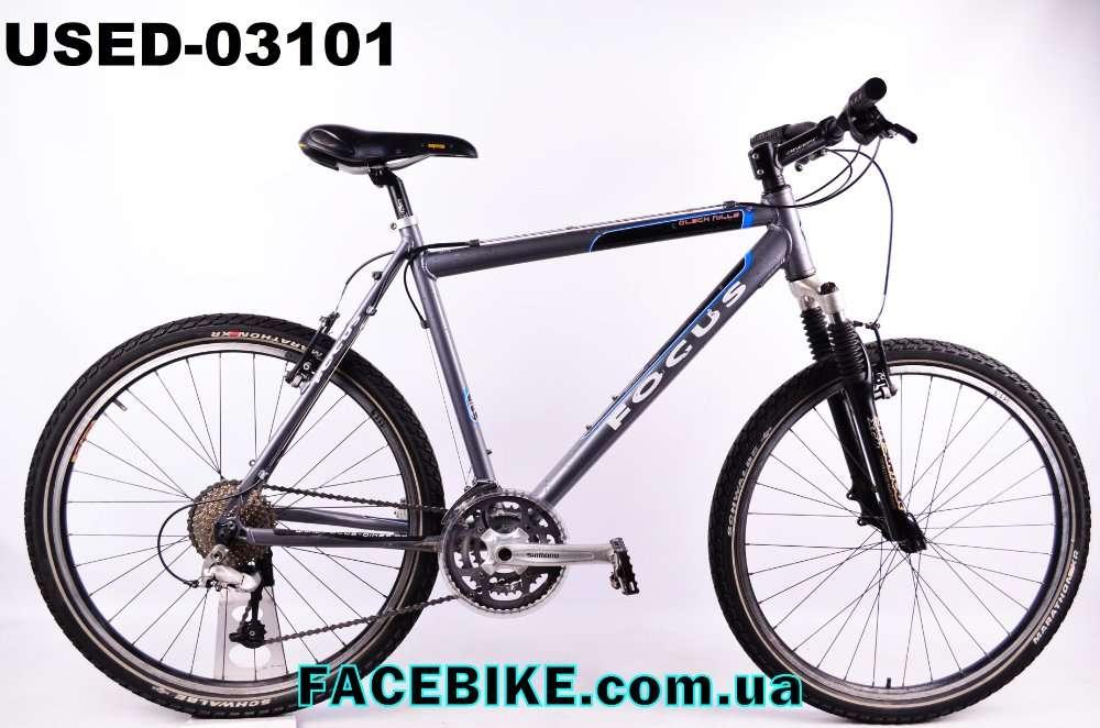 БУ Горный велосипед Focus-из Германии у нас Большой выбор!