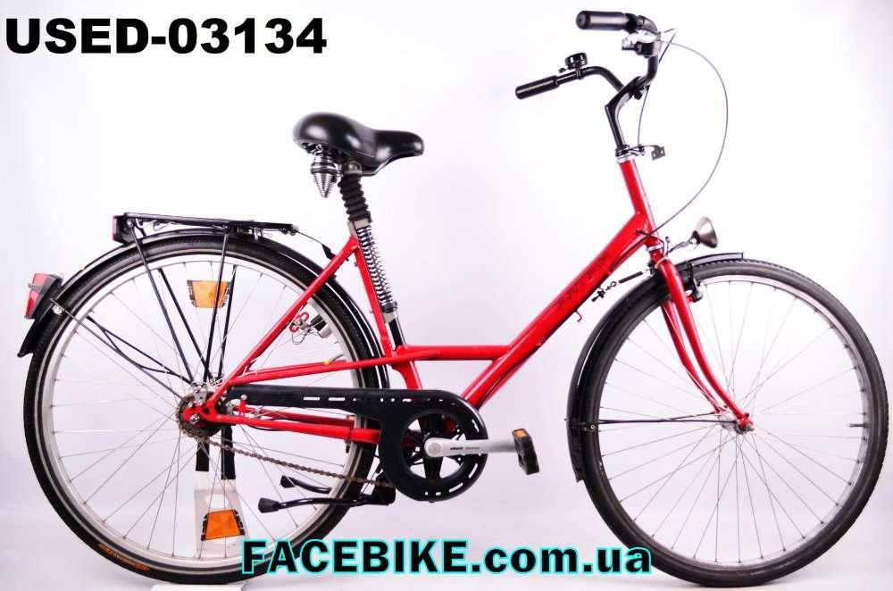 БУ Городской велосипед Patria-из Германии у нас Большой выбор!