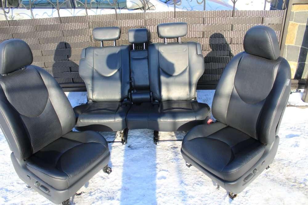 сидения сиденья салон Toyota Rav 4 2006-2012