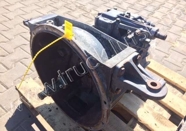 КПП ZF S5-42 для DAF 45 ATI  daf №: ACHL193  Total Ratio: 4.65-0.772