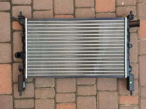 Радиатор Опель Астра Ф Opel Astra F 1.4 1.6