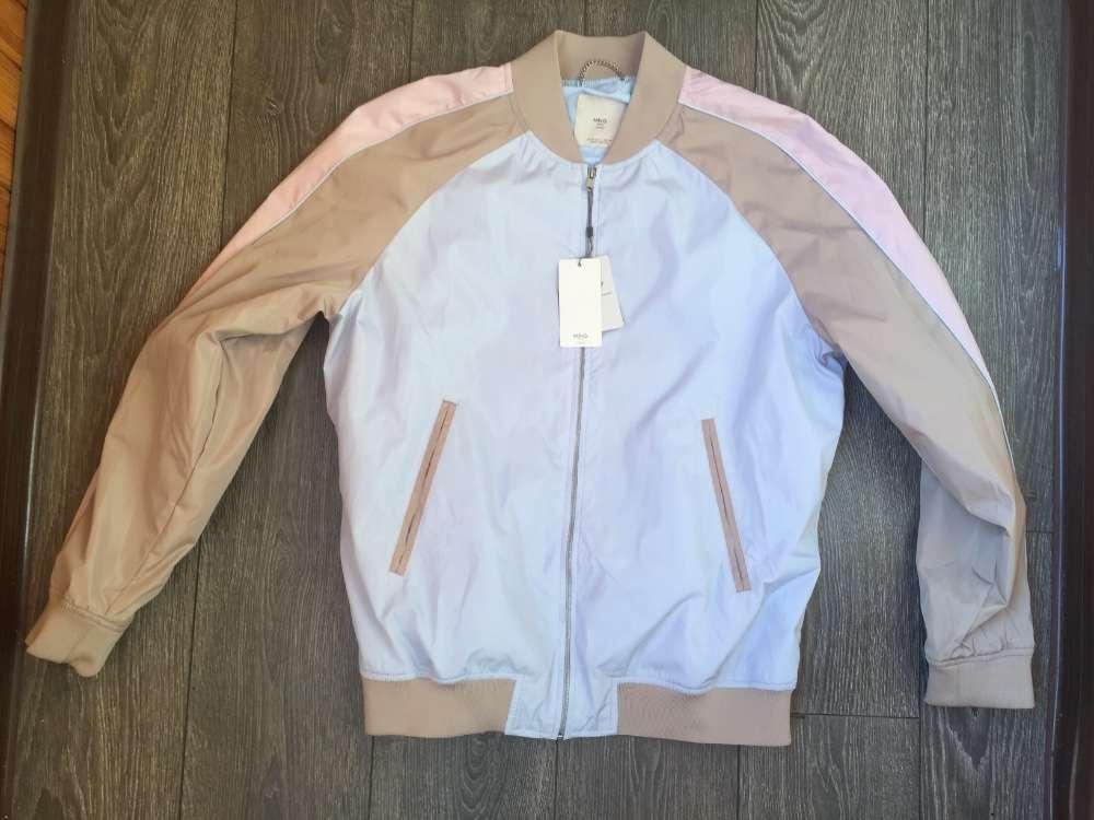 Курточка mango новая XL
